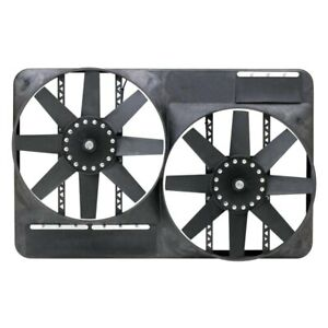 Flex A Lite Dual Electric Fan System