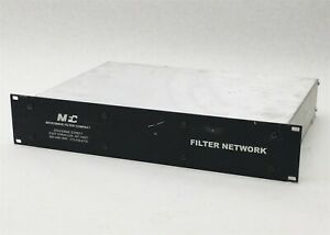 Mfc Microwave Filter Co R3271abm 97x Single Channel Deletion Filter 5 1000mhz