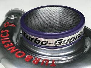 Turbo guard Sf 3 Inch Purple Stainless Steel Screen Air Filter For T3 T4