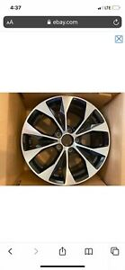 Honda Civic 2012 2013 2014 17 Oem Wheel Rim