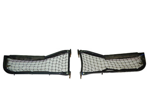 Jeep Wrangler Cj Yj 76 95 Netted Half Door Lower Pair Free Shipping