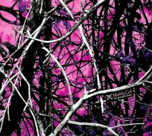 Hydrographic Film Reduced Muddy Girl Camo 7ft this Is The Best Deal On E bay
