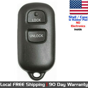 1x Keyless Entry Remote Key Fob For Toyota And Scion Hyq12ban Case Shell Only
