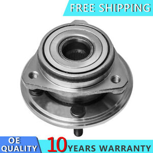 Front Wheel Bearing Hub For 1999 2001 Jeep Cherokee 1999 Exc Cast Rotor Oe