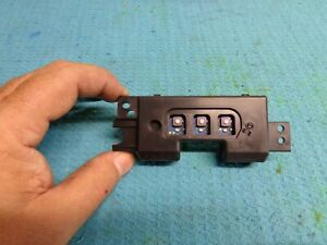 Chevrolet Malibu 12 13 14 15 16 Homelink Garage Door Module Switch