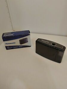 New Vintage Panasonic Kp 4a Battery Operated Pencil Sharpener Black