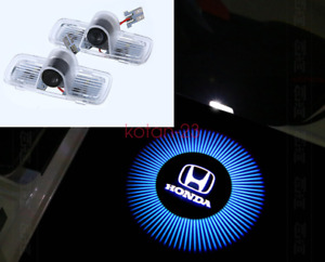 For Honda Crosstour Accord 2x Laser Led Door Ghost Shadow Projector Lights