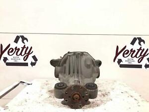 2007 10 Ford Explorer Mountaineer Rear Axle Differential Carrier 3 55 Ratio 134k