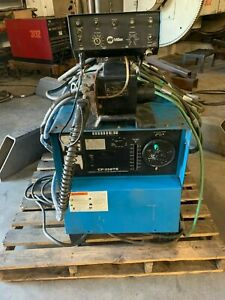 Miller Welding Machine Cp 250ts W Wire Feeder
