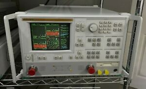 Wiltron Anritsu 37247a Vna Vector Network Analyzer 40 Mhz 20 Ghz Options 2a 3