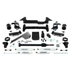 For Hummer H2 03 05 Fabtech 6 Performance Front Rear Suspension Lift Kit