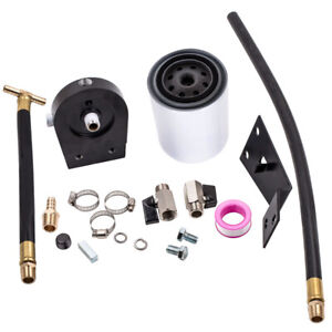 Coolant Filtration Filter Kit For Ford F350 Super Duty 7 3l Powerstroke 99 03