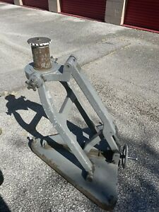 Brunson Model 237 Metrology groundhog 7 37 18 94 Cm Instrument Stand