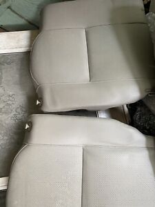 2005 Acura Rsx Type S Rear Seats