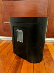 Infoguard 10 sheet Micro cut High security Shredder nm100p Pull Out Bin Only