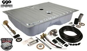 1964 1966 Ford Mustang Efi Fuel Injection Gas Tank Fi Conversion Kit 0 90ohm