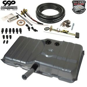 1978 81 Chevy Camaro Ls Efi Fuel Injection Gas Tank Fi Conversion Kit 90 Ohm