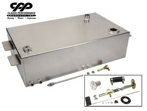 1948 1952 Ford F1 F 1 1 2 Ton Truck Aluminum Fuel Gas Tank With Install Kit
