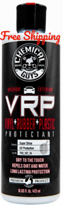 Chemical Guys Tvd 107 16 Vrp Vinyl Rubber And Plastic Shine Dressing 16 Oz