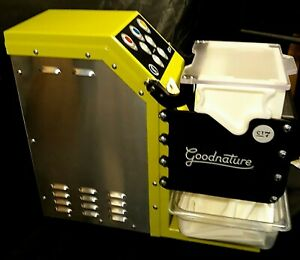 Goodnature Ct 7 Commercial Cold Press Juicer Used