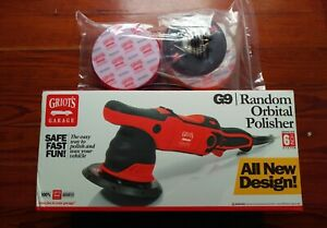 Griot S Garage G9 Random Orbital Polisher W 5 Orbital Conversion Kit