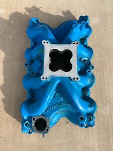 Vintage Offenhauser Port O Sonic Intake Manifold Ford 429 460 Part 6157