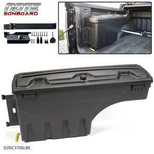 For Dodge Ram 1500 2500 3500 Truck Bed Storage Box Toolbox Driver Side 02 18