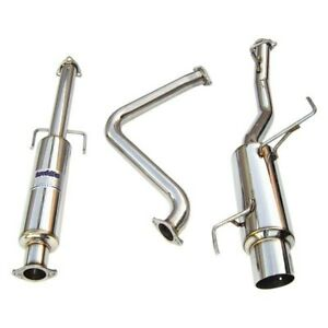 For Honda Prelude 92 96 Exhaust System N1 Stainless Steel Cat back Exhaust