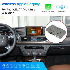 For Audi A6 A6l A7 A8 A8l 2012 2017 Car Wireless Apple Carplay Android Auto Mmi