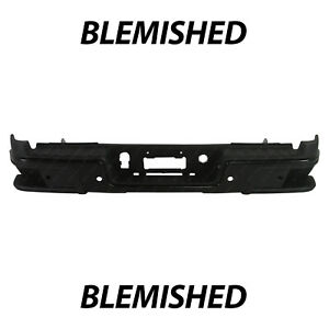Blemished Primered Rear Bumper Assembly For 2019 2021 Chevy Colorado W Park
