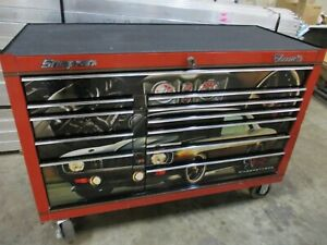 Snap on 11 Drawer 55 Kra2411pqk Camaro Classic 78 Ringbrothers Tool Box Chest