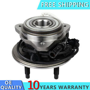 Front Wheel Bearing And Hub For Ford Explorer 1997 01 Mercury Mountaineer W abs
