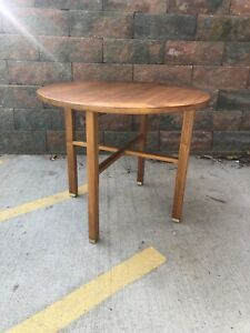 Round Occasional Table By Edward Wormley For Dunbar