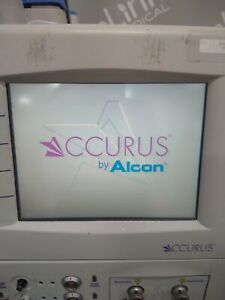 Alcon Surgical Accurus 600ds Phacoemulsifier
