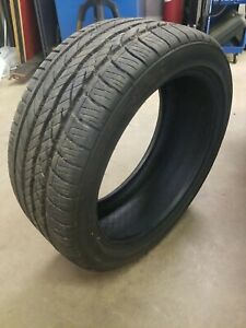 P245 40r18 Dunlop Signature Hp Used 245 40 18 93 W 8 10 32nds