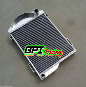 3for Austin Healey 100 6 1956 1960 1957 1958 Aluminum Radiator