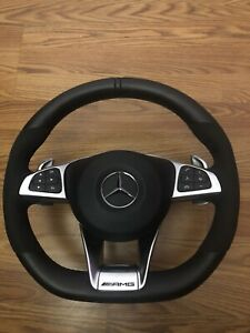 Steering Wheel 2015 2019 Mercedes Amg Ml Gl Cla Cls B Glk Gle