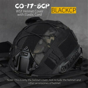 FAST Helmet COVER Tactical Hunting Airsoft Gear Sports Headwear Camo $9.49