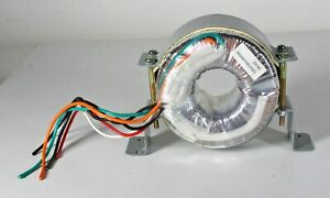 Powertronics Toroidal Transformer 110 V To 36 8 V 6 3a New
