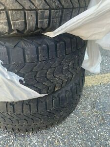 Local Only Firestone Winterforce 205 55r16 Winter Tires Full Set Of 4