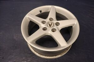 2002 04 Acura Rsx Type S K20a2 Oem Wheel 16x6 5 45 Offset 2 4 Curb Rash 4472