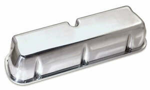 Moroso 68450 Sbf Cast Aluminum Valve Covers Tall