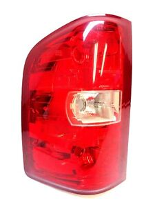 2009 Chevrolet Chevy Silverado 1500 Left Driver Side Taillight Rear Tail Lamp