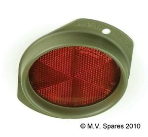 Ww2 Willys Mb Ford Gpw Reflector Guide Oval G503 Cckw G506 Dodge Wc 52