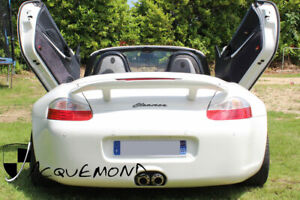 Jacquemond Porsche Boxster 986 And 987 Largo Rear Wing Spoiler Made In France
