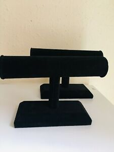 Bracelet Display Stands 7 5 lx5 3 8 h From Closed Retail Store Total Of 2