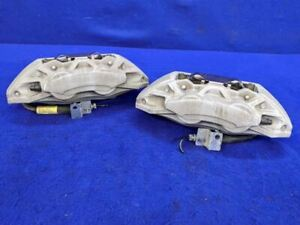 2015 2020 Ford Mustang Gt Brembo Style 4 Piston Front Brake Calipers Pair Set