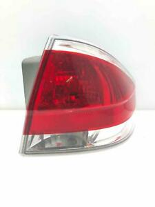 2008 2011 Ford Focus Rh Passenger Side Tail Light Stop Lamp Chrome Trim Oem