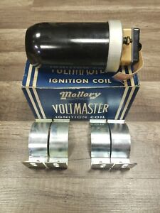 Vintage Nos Mallory Voltmaster Ignition Coil