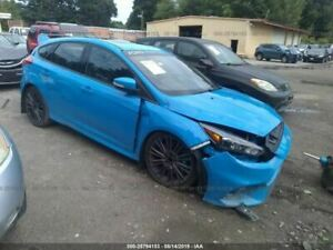 Engine 2 3l Vin H 8th Digit Turbo Fits 16 18 Focus Rs 716109
